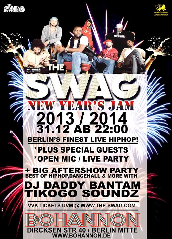 Single party hannover silvester